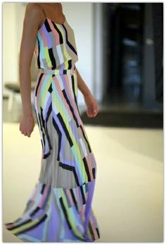 Art Symphony: The Maxi Dress