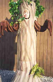 Pity, that adult tree costume with stilts final