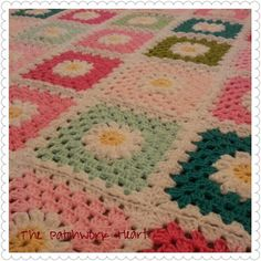 The Patchwork Heart: Crochet tutorials