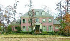 Colonial Plan: 4,441 Square Feet, 4 Bedrooms, 3.5 Bathrooms - 053-02078