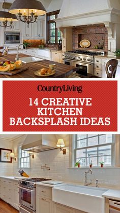 A statement-making tile backsplash in your kitchen is a smart investment and here's why: Not only is tile incredibly durable and easy to clean, it helps break up an endless arrangement of cabinets. Used correctly, tile backsplash can add a touch of artistry to a kitchen in even the smallest amount of space.