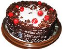 Black forest Cake from Taj for Hyderabad delivery. fast home delivery to Hyderabad. Visit our site : www.flowersgiftshyderabad.com/Cakes-to-Hyderabad.php