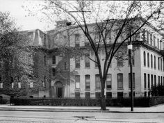 St. Mary's Boys' Orphan Asylum formed in 1864 in the