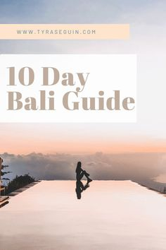 Bali is the definition of paradise on Earth. Containing beautiful beaches, scenic hikes, lush green jungles, magical waterfalls, you'll feel contentment. Bali Travel Guide, Asia Travel, Travel Guides, Wanderlust Travel, Travel Tips, Places To Travel, Travel Destinations, Places To Go, Travel And Leisure