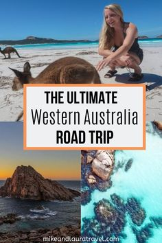 Start planning your Western Australia road trip from Perth to Esperance using this ultimate guide. Amazing Things To Do in Australia Australia Map, Visit Australia, Western Australia, Queensland Australia, Perth, Amazing Destinations, Travel Destinations, Places To Travel, Places To See