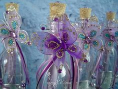 decoraciones de mariposas para quinceaneras - Google Search