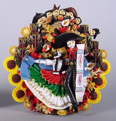 San Angel Folk Art-Hilario Sanchez Hernandez