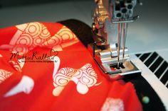 Loistavia ohjeita pääntien huolitteluun! Sewing Hacks, Sewing Tips, Diy And Crafts, Knitting, Pattern, Blog, Handmade, Handicraft Ideas, Crocheting