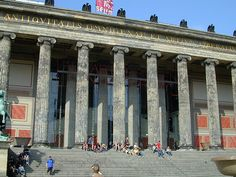 Altes Museum by Schinkle