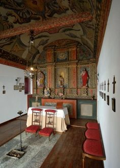 our small beautiful chapel
