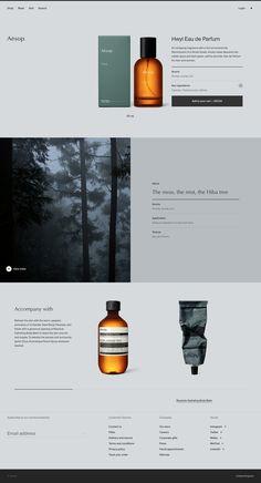 A Website Creation Guide For Creating Spectacular Compelling Websites Website Design Layout, Homepage Design, Web Layout, Layout Design, Web Design Trends, Web Ui Design, Cosmetic Web, Cosmetic Design, Website Design Inspiration