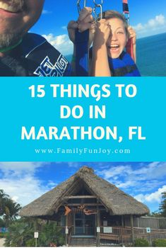 15 Things to do in Marathon, FL 15 Things to do in Marathon Key Family fun in the Florida Keys and a list of many activities and locations that your family will love! Marathon Florida Keys, Marathon Key, Florida Vacation, Florida Beaches, Florida Trips, Gatlinburg Vacation, Florida Travel Guide, Key West Vacations, Family Vacations