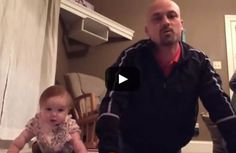 The Most Adorable Father-Daughter Workout Ever via @SparkPeople