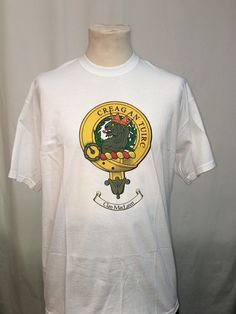 Large cotton t shirt