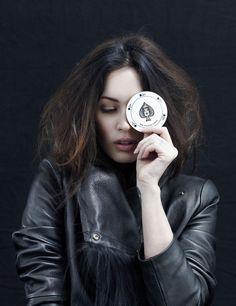 Vogue Espana // Oct 2011 - 'Megan Fox' - Photographer Dusan Reljin
