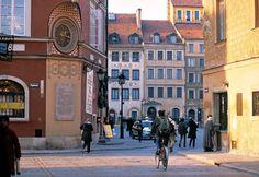 La Ciudad Vieja (Varsovia): un barrio Patrimonio de la Humanidad - Los barrios más bonitos de Europa