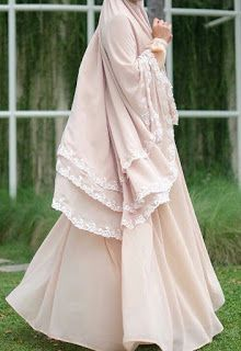 Moslem Fashion, Niqab Fashion, Fashion Wear, Modest Fashion, Fashion Dresses, Muslim Women Fashion, Islamic Fashion, Mode Abaya, Mode Hijab