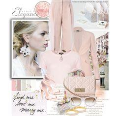 Alexander McQueen blazer, Kate Spade bag, sunglasses, and bracelet, Carvela Gosh heels.