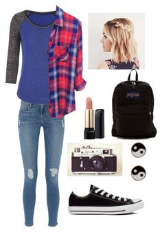 """Casual Outfit"" by hellohottie ❤ liked on Polyvore"