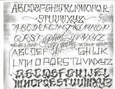 lettering chicano style - Buscar con Google