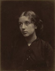 Julia Margaret Cameron's photographs of her niece, Virginia Dalrymple, 1868-1870. Virginia was the daughter of Cameron's youngest sister, Sophia.