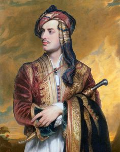 "George Gordon, Lord Byron: ""mad, bad and dangerous to know"" poet and romantic era activist"