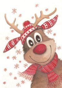 Weihnachtsbilder - New Ideas Christmas Scenes, Noel Christmas, Christmas Images, Winter Christmas, Vintage Christmas, Christmas Crafts, Christmas Decorations, Christmas Ornaments, Reindeer Christmas