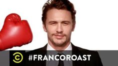 The Roast of James Franco - dying