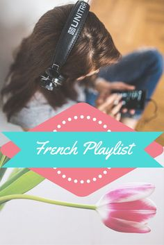 Selfrench Playlist on Spotify 100% French songs to help you learn French with your favorite songs!  Join us and add your favorite hits too!
