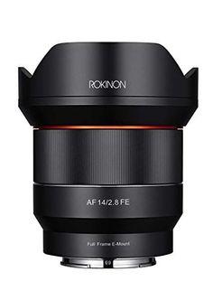 Rokinon 14mm F2.8 Full Frame Auto Focus Lens for Sony E-Mount @ Amazon for $499 #LavaHot http://www.lavahotdeals.com/us/cheap/rokinon-14mm-f2-8-full-frame-auto-focus/186828?utm_source=pinterest&utm_medium=rss&utm_campaign=at_lavahotdealsus