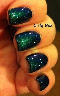 Girly Bits- Cosmic Ocean