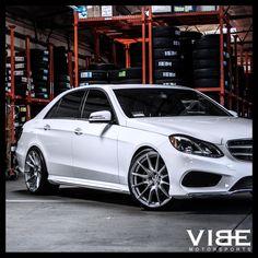 "19"" MRR GROUND FORCE GF6 CONCAVE WHEELS RIMS FITS BENZ W211 E350 E500 E55 E63 #MRR #gf6 #wheels #concave #mercedes #e350 #e63 #vibemotorsports"