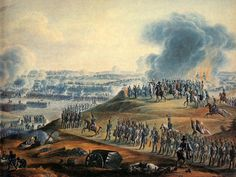 The Battle of Borodino August 26, 1812