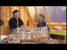 On this Garden Connections, we learn how to garden using straw bales -- an easy, innovative way to grow healthy plants in just about any location. Then Chef Larson shows us a great way to cook rhubarb with delicious results. We also join Jennifer Oftelie in our Austin Community Garden plot where we learn how to apply different kinds of mulches a...