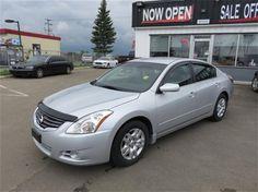 2012 Model Nissan Altima for sale in Leduc, Alberta