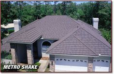 1000 Images About Metal Shingle Roofs On Pinterest