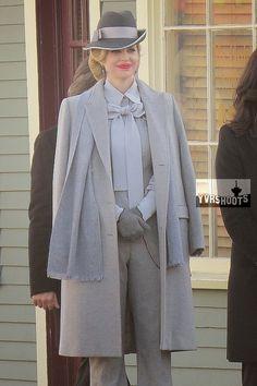 Once Upon a Time - Season 4B - BTS Photos of Maleficent, Cruella, Regina, Rumple, Snow & David + Emma & Hook *Updated* | Spoilers