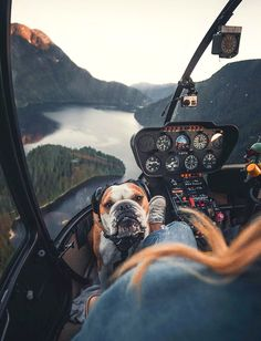 helicopter ride... some day <3