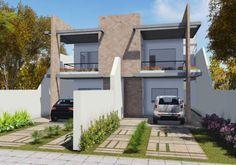 Duplex de dos plantas y tres dormitorios