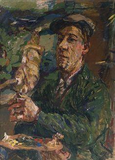 Oskar Kokoschka (Pöchlarn, Austria 1886~1980 Montreux, Switzerland)