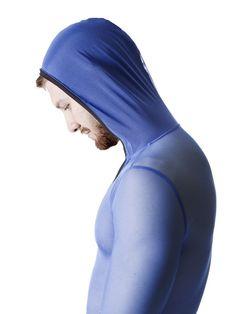Mesh Hoodie Bodysuit