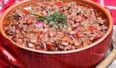 Chili con Carne - Leckeres Rezept mit Hackfleisch   Das Kochrezept