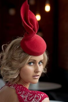 Hat by Rebecca Share MILLINER  2012 Spring Collection