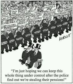 Greedy and Corrupt