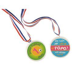 Medallie zum Selbstgestalten Zur Themenparty, beim Teamsport oder als Geschenk