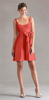 "Jenny Yoo Collection Justine #1125 ""Terracotta"" @Natalie Wolak"