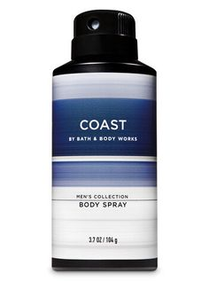 Coast Deodorizing Body Spray | Bath & Body Works