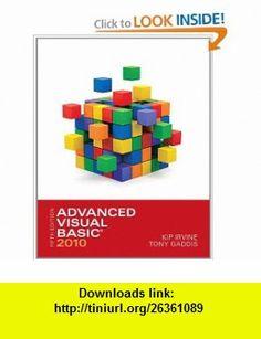 Advanced Visual Basic 2010 (5th Edition) (9780132316743) Kip R. Irvine, Tony Gaddis , ISBN-10: 0132316749  , ISBN-13: 978-0132316743 ,  , tutorials , pdf , ebook , torrent , downloads , rapidshare , filesonic , hotfile , megaupload , fileserve