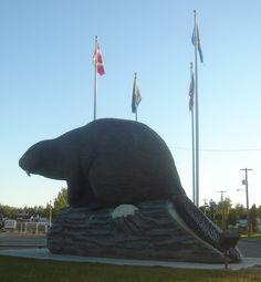 Odd Alberta Landmarks: Massive, Weird And Zany Icons Of Civic Pride