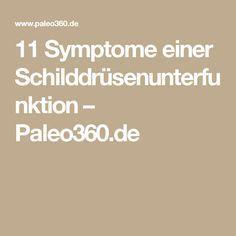 11 Symptome einer Schilddrüsenunterfunktion – Paleo360.de